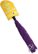 Whip Smart Mini Whip Exotic Purple 10 Inch