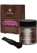 Dona Aphrodisiac And Pheromone Infused Kissable Body Paint...