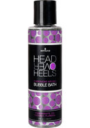 Head Over Heels Pheromone Infused Bubble Bath Pomegranate,...
