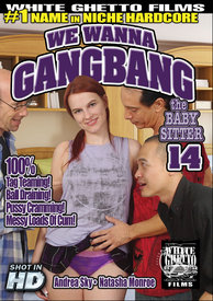 We Wanna Gang Bang The Babysitter 14