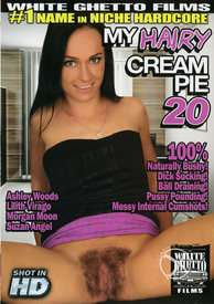 My Hairy Cream Pie 20