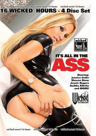 16hr Its All In The Ass {4 Disc Set}