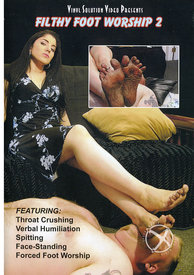Filthy Foot Worship 02 (disc)