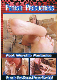 Foot Worship Fantasies (disc)