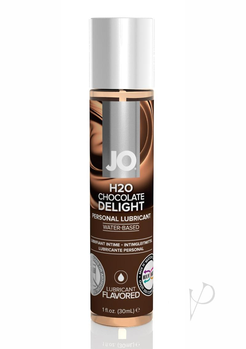 Jo H2o Flavor Lube Chocolate 1oz